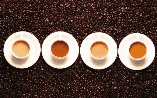 人生就像一杯没有加糖的咖啡